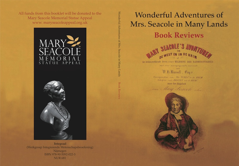 Wonderful Adventures of Mrs. Seacole in Many Lands - Book Reviews